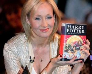 jk rowling harry potter