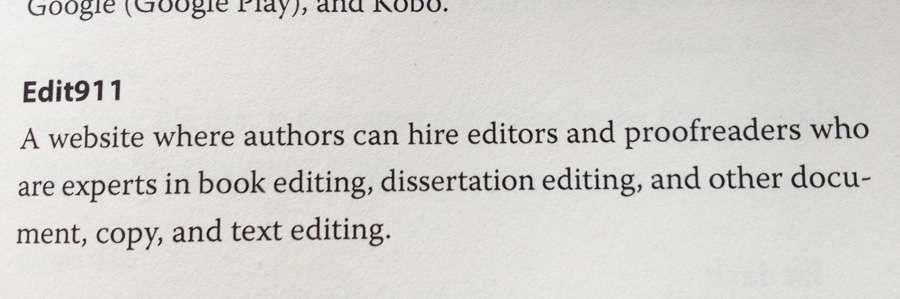 Edit911 Guy Kawasaki Book Editing Editor Service
