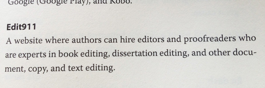 Edit911 Guy Kawasaki Book Editing Editor Service