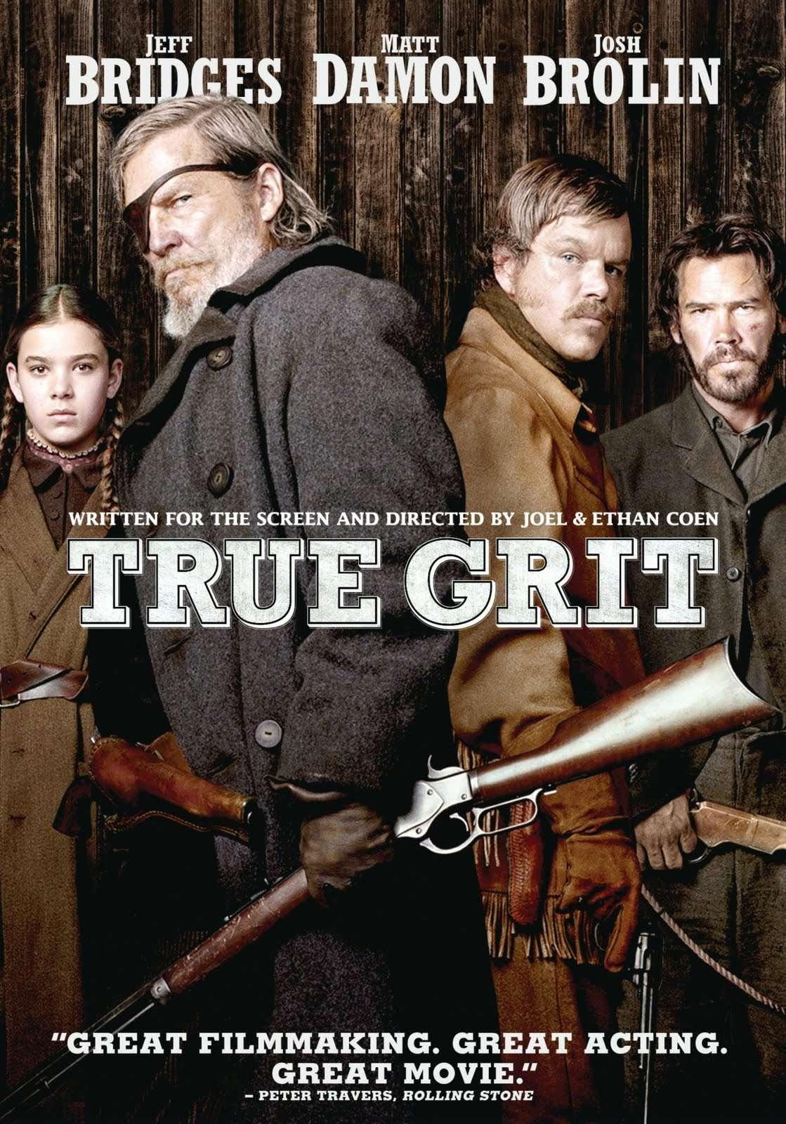 True Grit 2010