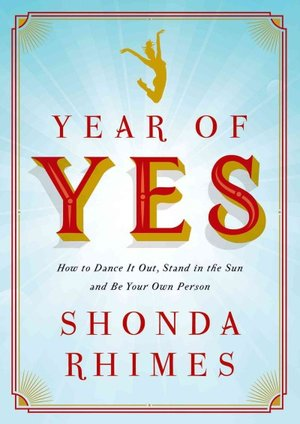 book shonda rhimes year of yes