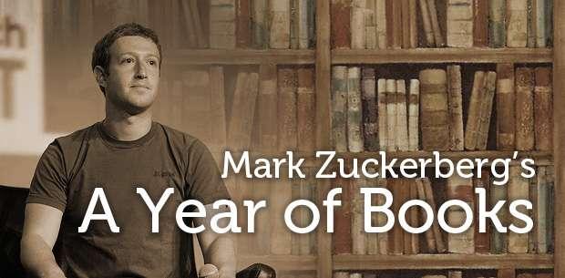Mark Zuckerberg's A Year of Books